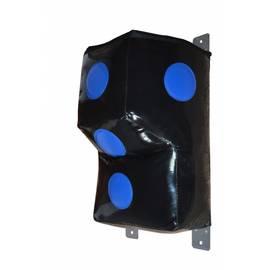 Подушка настенная апперкотная РОККИ Г образная тент 900 г/м2 70x50 см, фото