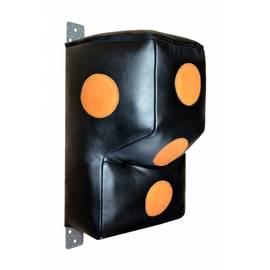 Апперкотная подушка РОККИ Г образная кожа Рокки 60x40 см, фото