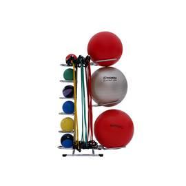 Комбинированная подставка для фитболов,медболов и эспандеров, фото