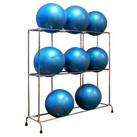 Стеллаж для 9 гимнастических мячей, фото