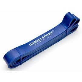 Латексная петля для фитнеса 2080 (29 мм) синяя 14-38 кг, фото
