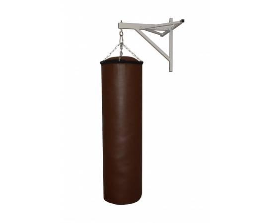 Боксерский мешок РОККИ 160X40 67 кг. Искусственная кожа 1450г/м2 (Профи), фото