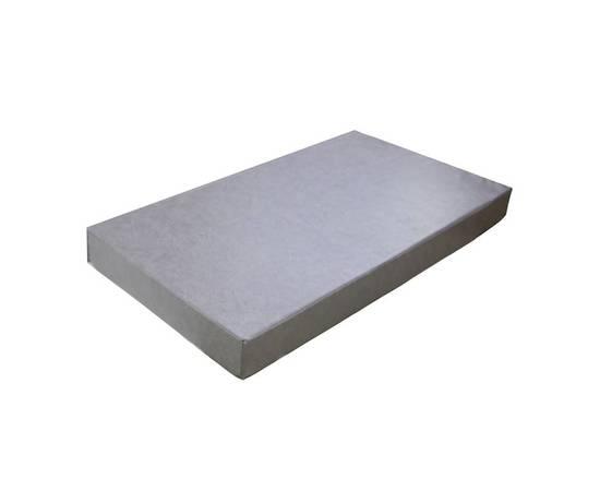 Мат гимнастический Midzumi №1 (100 х 50 х 10) см серый, фото