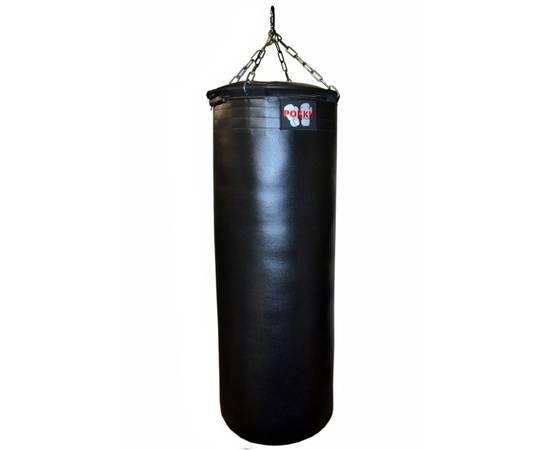 Боксерский мешок РОККИ тент 900 г/м2 130*40 см 55 кг для улицы, фото