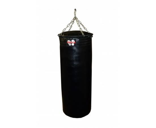Боксерский мешок РОККИ 150X40 65 кг. Винилискожа 1350 г/м2, фото