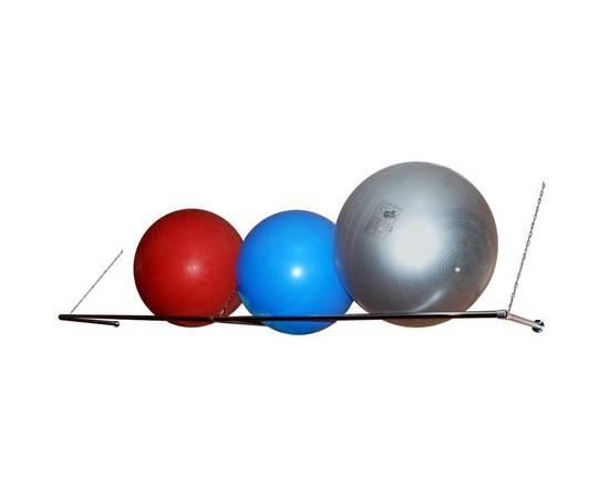 Подвесная консоль для фитболов 2 (1,5 п.м.), фото