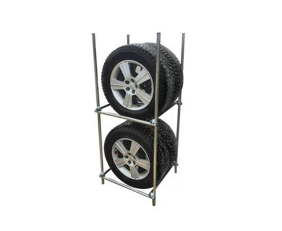 Стеллаж для шин и колёс, Вариант исполнения: Без колёс, фото
