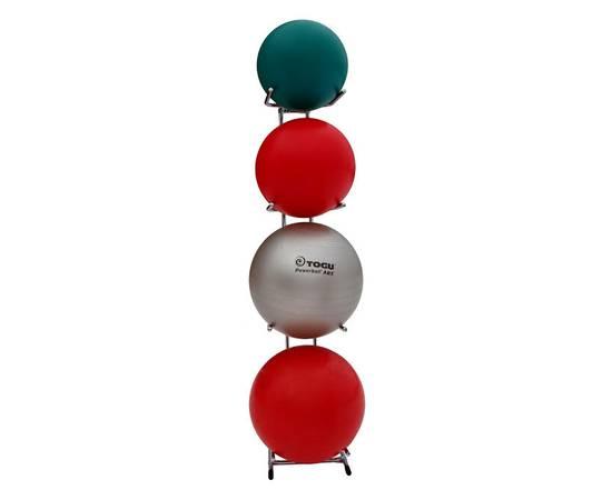 Подставка для хранения 4-х гимнастических мячей (фитболов), фото