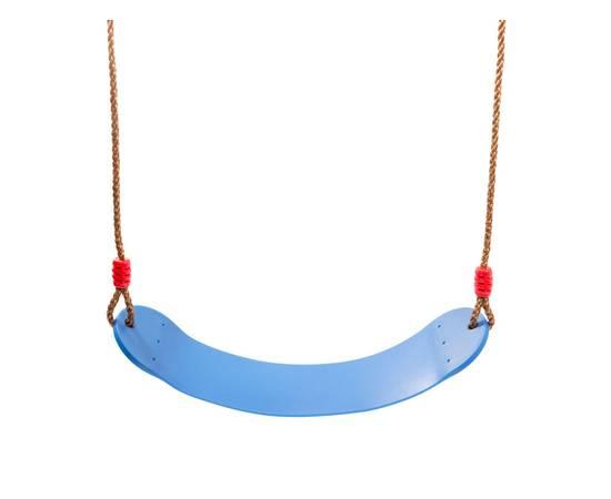Гибкие качели Синие, фото