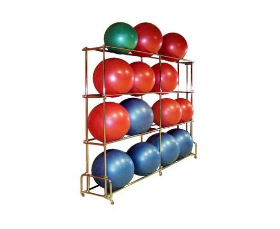 Стеллаж для 16 гимнастических мячей, фото