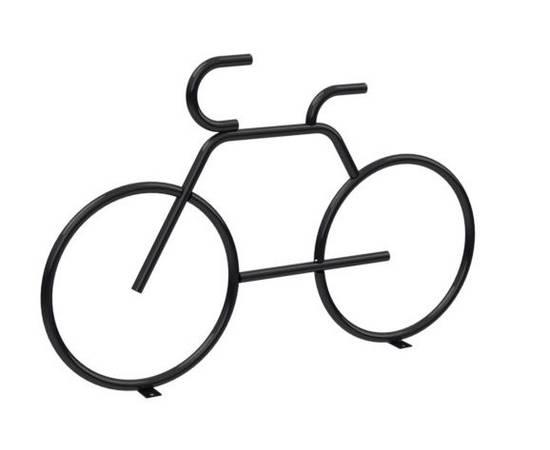 Декоративный велосипед, фото