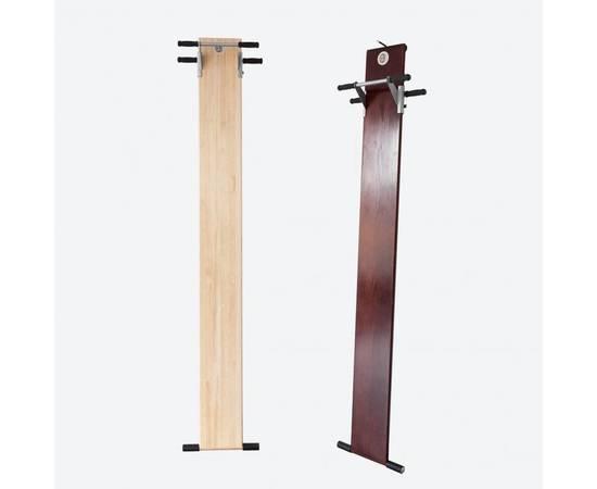 Тренажер для спины Профилактор Евминова стандартный (рост 170-195 см, вес до 115 кг), Тип профилактора Евминова: Стандартный, Цвет профилактора: Светлый, Размер профилактора Евминова: 230x50x20, фото