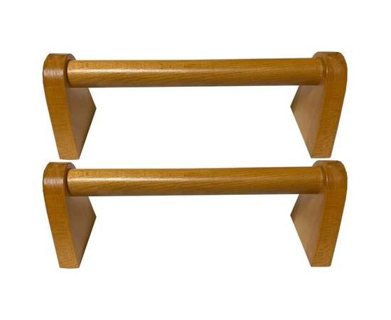 Упоры для отжиманий (паралетсы) деревянные, фото