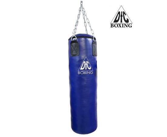 Боксёрский мешок DFC HBPV5.1 синий 150х30, фото