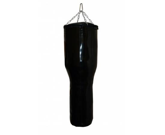 Боксерский мешок РОККИ фигурный Гильза тент 900 г/м2 130*42/30 см 50 кг для улицы, фото
